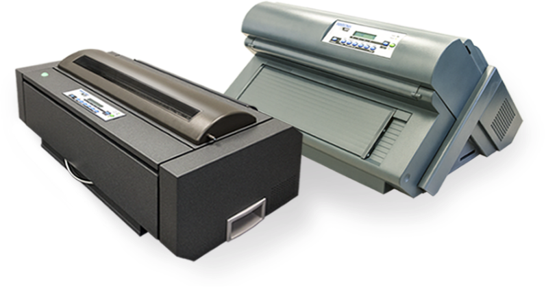Serial Dot Matrix Printers